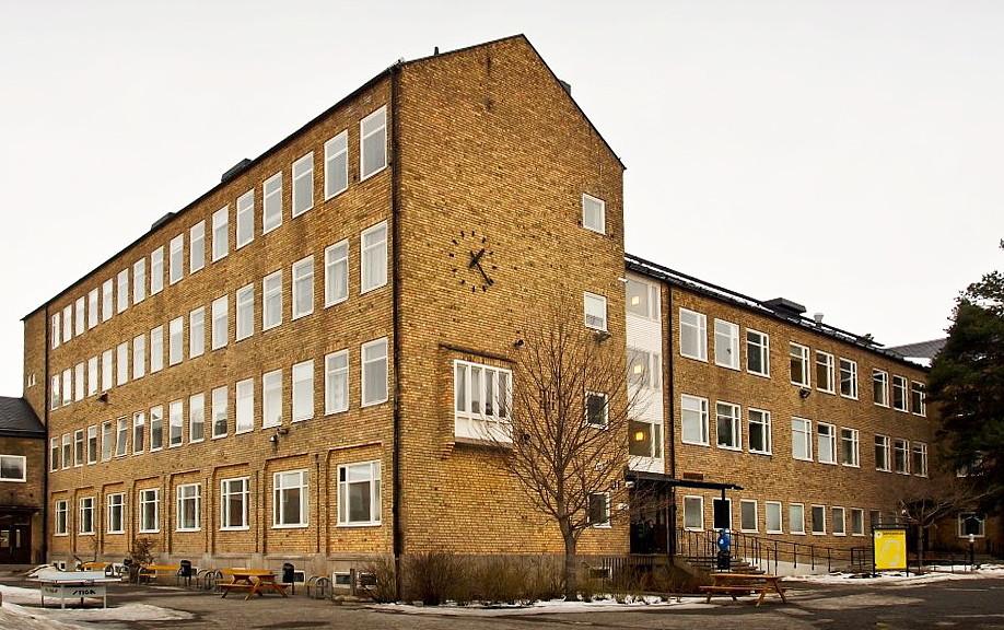 Årstaskola - Knivattack